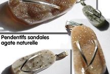 Bijoux / Bijoux en pierres et cristaux naturels