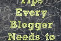 Blogging & HTML