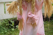 Scarecrow Inspiration / July 13th is National Build a Scarecrow day, check this board out for inspiration and ideas to build your own scarecrow.