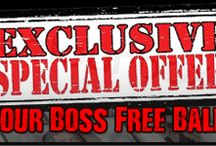 Entrepreneur | Boss Free Special Offers / Tools / Special offers for our Boss Free Society Ballers