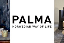 Palma Norwegian way of life / Palma collection designed by Palla Masdottir and Maria Løfstedt