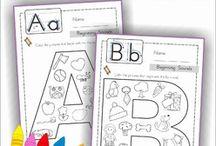 Classroom activities - language