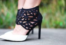 Shoes / by Xris Spencer