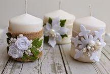 candele decorative