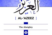 Al Azeez The Allmighty