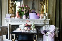 French Ambiance / Antique details, iconic pieces to create a french touch at home! Enjoy pining♡