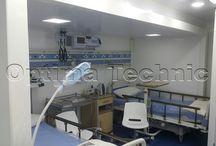 Mobile Intensive Care Unit (ICU)