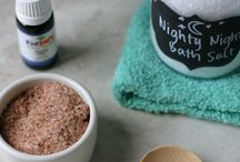 Bath salt / by Becky Harding