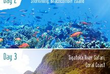 Fiji Trip Planner
