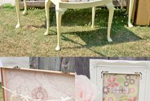 Rustic Weddings / #rustic #natural #outdoor #countrychic #burlap #lace