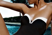 Sizzling swimwear / I planned swimwear at a Fashion retailer, and it brings back memories.