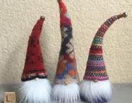 making gnomes
