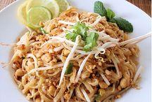 Thai food/ Thai mat