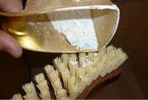 Sauber machen Tipp