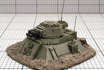 terrain modelling ideas