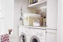 Laundry room / by Holly DeGroot