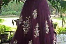 Bridal partywear