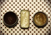Natural make up recipes