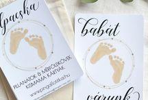 Pingallo Titkai / Otthon szépítő dekor termékek, baba és kismama mérföldkő kártyák, faldekor és még sok más vízfestékkel.