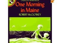 Books set in Maine