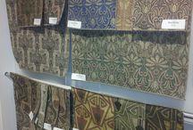 Arts & Crafts Style Fabrics