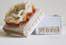 shabby gift boxes