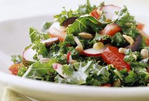 Salads  / by Dianne Hawley