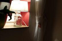 eigene Ergebnisse / Whisky Flasche, lampenfassung und ein Lampenschirm von Xenos-Fertig...