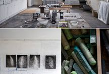 Artists' spaces