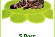 Kitty Litter Mats