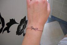Tatouages / Diverse tatouages :)