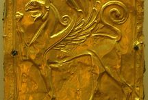 Greek art=Ancient GREEK gold