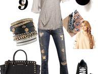 Rock obsession  / Clothing  / by Nikki Mundt