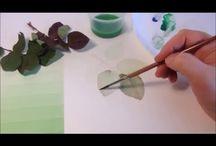 water colour tutorials