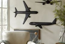 aviation decor