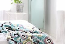 Cobertores De Crochê