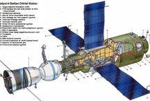spacacraft cutaway