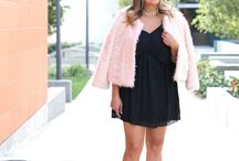FASHION: Holiday Looks / Holiday Outfit Ideas