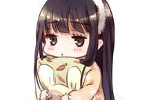 Chibi kawaii / Tão cute^^