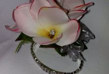 Corsages and Button Hole Flowers / Corsages, Button Hole Flowers for school balls and weddings