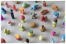 Eraser Explosion! / A Hamburger eraser!!! Erasers are now cute, colourful and in every possible shape you could imagine. They are almost too  amazing to use. Check out our fantastic range of erasers below and let us know your favourites!