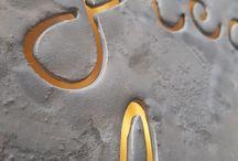 beton decoratie
