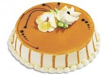 Buy Butterscoth Cake Online and Send it to chennai,India / An occasion is incomplete without nice and delicious cake. If you cannot be there with your loved ones in their celebrations, you can send cakes to India and be a part of it. Order cakes online and choose the cake you want to send. There are different varieties of cakes are available like  egg less cake, regular birthday cake, heart shaped cake, 2/3 tier cake, photo cake, designer cake,  5 star cakes.