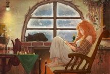 Sto leggendo! / Illustrazioni