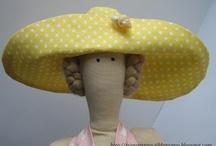 TILDA style....... HATS