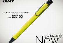 Pen Boutique New Arrivals / Check Out Our New Arrivals !