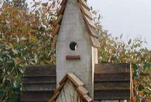 .... Maisons d'Oiseaux ....