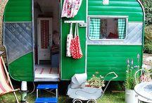 Vintage Caravan Ideas