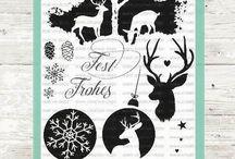 Besinnliche Weihnachten / Unser erstes Weihnachtsset für 2016.  Wir haben dafür ein riesige Din A3 Sheet gewählt und haben unsere ersten, tollen Weihnachtsideen darauf verewigt.Schaut doch mal rein, was unser tolles Designteam bisher damit gezaubert hat