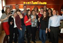 Celebrate the Season! / As a farewell to 2013 and a kickoff to the New Year, John Leonard Employment Services got together at Bistro Du Midi for its annual Holiday Party and Yankee Swap!